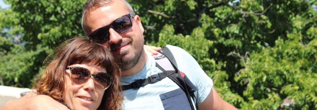 Esther en Kevin van Kooti